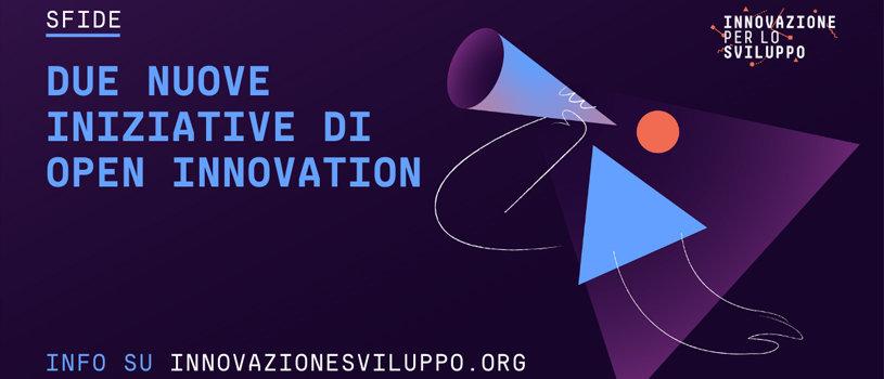 Due Nuove Iniziative Di Open Innovation Con Innovazione Per Lo Sviluppo Fondazione Compagnia Di San Paolo