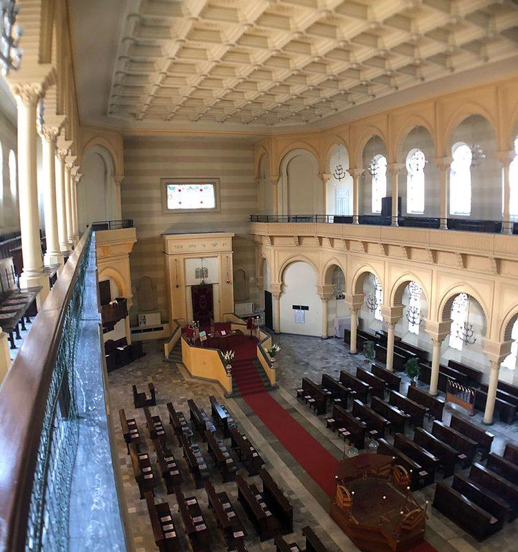 Il Tempio Ebraico di Torino restituito alla città